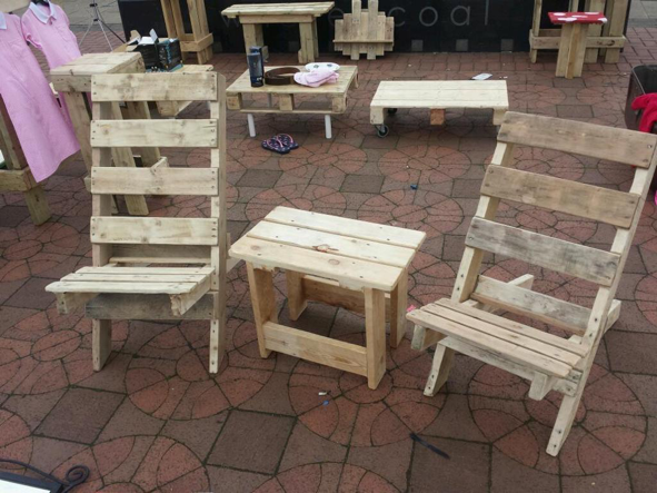 10 diy outdoor furniture and garden ideas